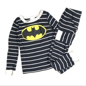 Hanna Andersson Batman Long John Pajama Set 130